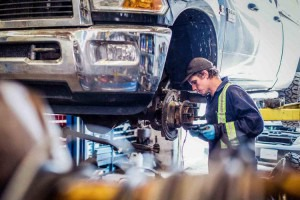 Pemberton Auto Suspension Maintenance