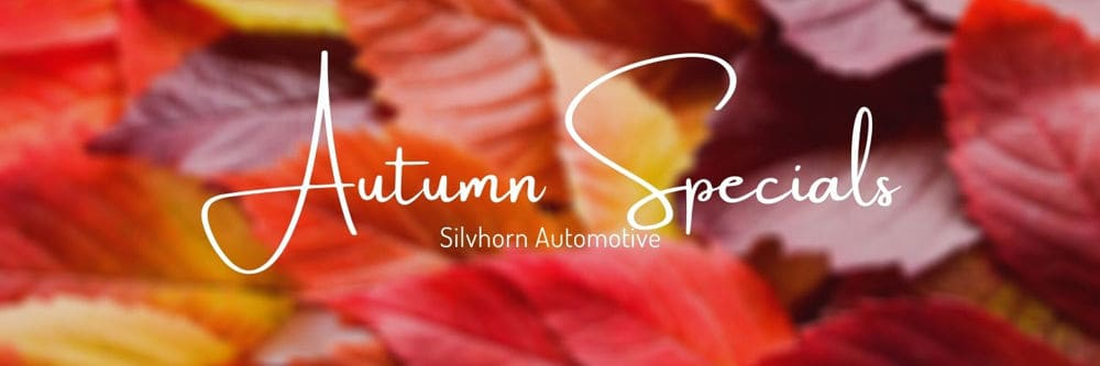 2020 Autumn Specials Silvhorn Automotive