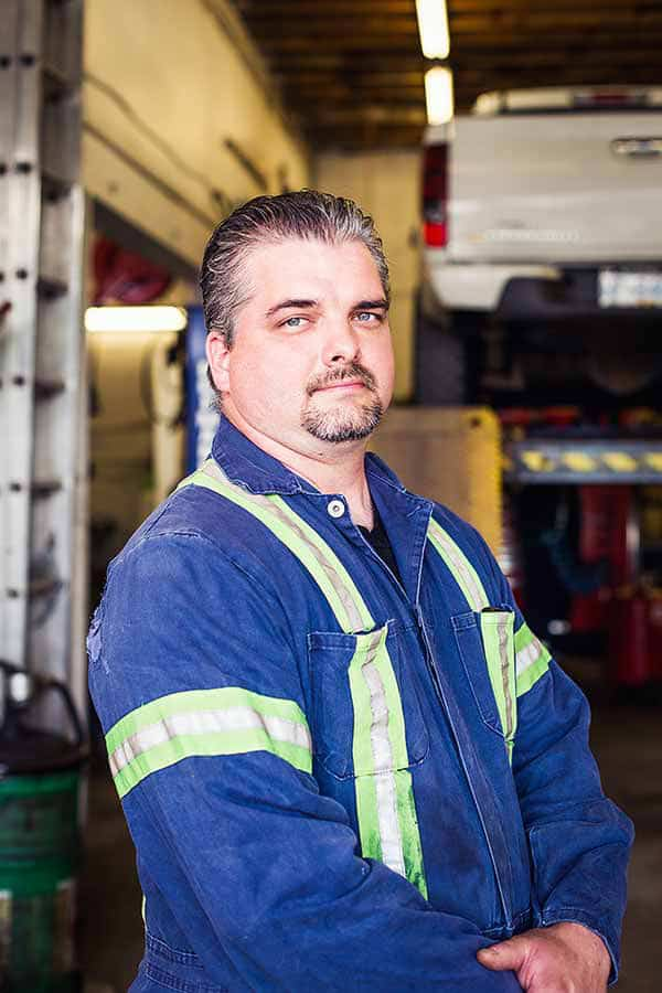 Silvhorn Automotive Owner - Mike Dymus
